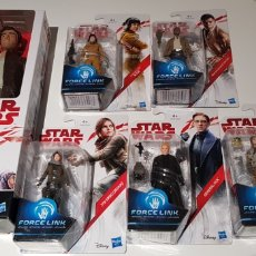 Figuras y Muñecos Star Wars: PACK FIGURAS STAR WARS. Lote 152377630
