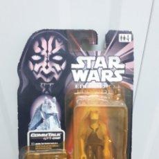 Figuras y Muñecos Star Wars: FIGURA JAR JAR BINKS STAR WARS EPISODIO I HASBRO 1999. Lote 152475256