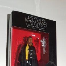 Figuras y Muñecos Star Wars: LANDO CALRISSIAN BLACK SERIES. Lote 152593345