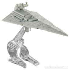 Figuras y Muñecos Star Wars: PACK DE 4 NAVES HOT WHEELS STAR WARS STARSHIP DESTRUCTOR ESTELAR. Lote 152603350