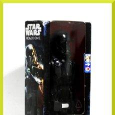 Figuras y Muñecos Star Wars: BLISTER STAR WARS ROGUE ONE IMPERIAL DEATH TROOPER 30CM - DISNEY HASBRO - NUEVO. Lote 152891022