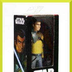 Figuras y Muñecos Star Wars: BLISTER STAR WARS KANAN JARRUS 15 CM B6335 - DISNEY HASBRO - NUEVO. Lote 152892186