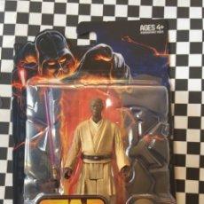 Figuras y Muñecos Star Wars: STAR WARS MACE WINDU SAGA LEGENDS. Lote 153173844