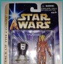 Figuras y Muñecos Star Wars: STAR WARS # AYY VIDA # ATTACK OF THE CLONES - NUEVO EN SU BLISTER ORIGINAL DE HASBRO... Lote 153235006