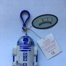 Figuras y Muñecos Star Wars: R2D2 - STAR WARS -TREASURE KEEPER -GUARDA MONEDAS -LUCAS FILM 1999-APPLAUSE- GUERRA DE LAS GALAXIAS. Lote 153527922