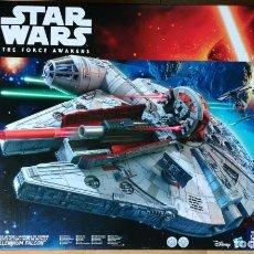 Figuras y Muñecos Star Wars: MILLENNIUM FALCON THE FORCE AWAKENS HALCON MILENARIO. Lote 153573678