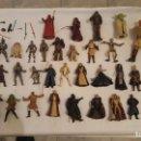 Figuras y Muñecos Star Wars: 38 FIGURAS Y UNA NAVE STAR WARS VARIAS COLECCIONES (VER FOTOS). Lote 153849410