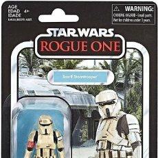 Figuras y Muñecos Star Wars: SCARIF STORMTROOPER (ROGUE ONE, STAR WARS) , VINTAGE. Lote 154005566