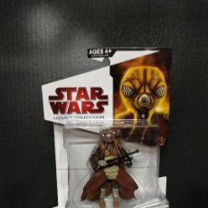 Figuras y Muñecos Star Wars: STAR WARS LEGACY COLLECTION ZUCKUSS - HASBRO - NUEVO. Lote 154050998