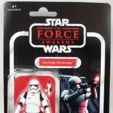 Figuras y Muñecos Star Wars: FIRST ORDER STORMTROOPER (THE FORCE AWAKENS) , VINTAGE.. Lote 154118782