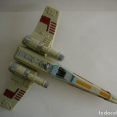 Figuras y Muñecos Star Wars: X WING STARFIGHTER NAVE DE LUKE SKYWALKER. NAVE X-WING STAR WARS. INCOMPLETA.. Lote 154212802