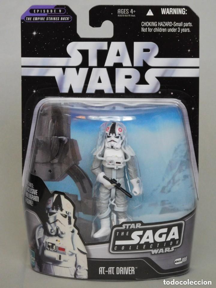STAR WARS - AT-AT DRIVER - HASBRO (Juguetes - Figuras de Acción - Star Wars)