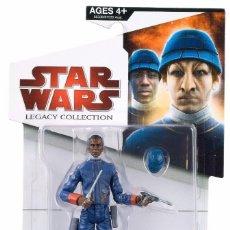 Figuras y Muñecos Star Wars: STAR WARS LEGACY COLLECTION - CLOUD CITY WING GUARD - HASBRO. Lote 154276138