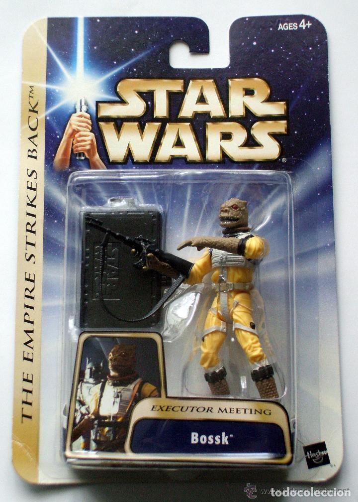 STAR WARS THE EMPIRE STRIKES BACK - BOSSK - HASBRO (Juguetes - Figuras de Acción - Star Wars)