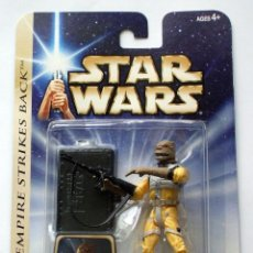 Figuras y Muñecos Star Wars: STAR WARS THE EMPIRE STRIKES BACK - BOSSK - HASBRO. Lote 154276366