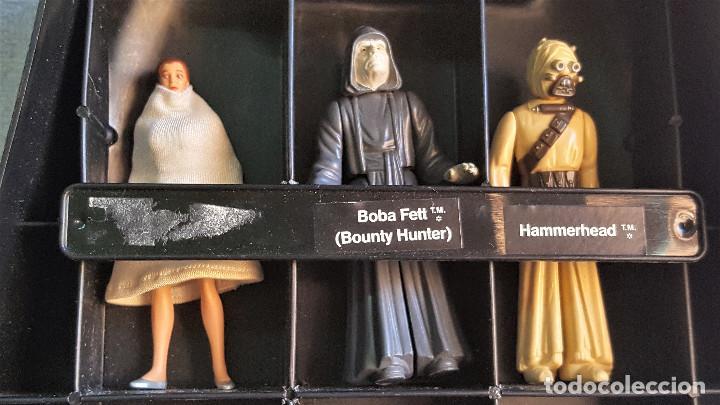 Figuren von Star Wars: STAR WARS ANTIGUO MALETIN MALETA DE DARTH VADER - CARRY CASE - KENNER 1980 - CON 32 FIGURAS - Foto 3 - 154451054