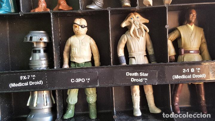 Figuren von Star Wars: STAR WARS ANTIGUO MALETIN MALETA DE DARTH VADER - CARRY CASE - KENNER 1980 - CON 32 FIGURAS - Foto 7 - 154451054