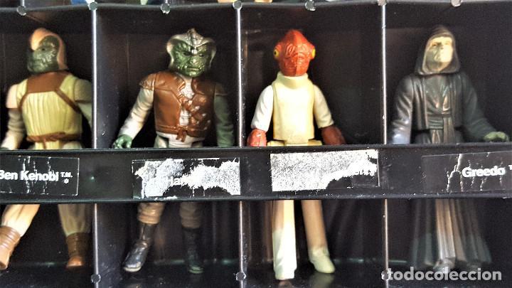 Figuren von Star Wars: STAR WARS ANTIGUO MALETIN MALETA DE DARTH VADER - CARRY CASE - KENNER 1980 - CON 32 FIGURAS - Foto 11 - 154451054