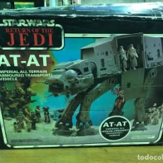 Figuras y Muñecos Star Wars: VEHÍCULO AT-AT. STAR WARS. RETURN OF THE JEDI. LUCASFILM 1983.. Lote 155231878