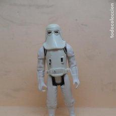 Figuras y Muñecos Star Wars: STAR WARS VINTAGE SNOWTROOPER 1980 KENNER HONG KONG. Lote 155378478