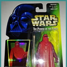 Figuren von Star Wars - STAR WARS # EMPEROR´S ROYAL GUARD # THE POWER OF THE FORCE -NUEVO EN SU BLISTER ORIGINAL DE KENNER. - 115519183