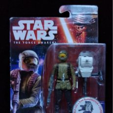 Figuras y Muñecos Star Wars: STAR WARS # RESISTANCE TROOPER # THE FORCE AWAKENS - NUEVO EN SU BLISTER ORIGINAL DE HASBRO.. Lote 155912866
