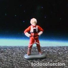 Figuras y Muñecos Star Wars: PILOTO REBELDE 3 DE 4 STAR WARS IV - VI / MICRO MACHINES MICROMACHINES / MINIATURA. Lote 156500178