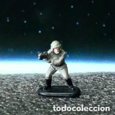 Figuras y Muñecos Star Wars: OFICIAL IMPERIAL GRIS 2 DE 4 / STAR WARS IV - VI / MICRO MACHINES MICROMACHINES / MINIATURA. Lote 156526782