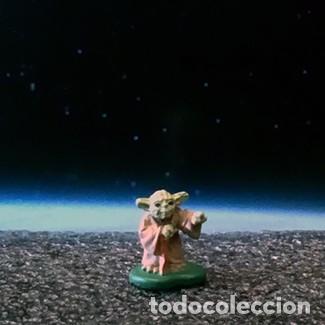 YODA / STAR WARS V / MICRO MACHINES MICROMACHINES / MINIATURA (Juguetes - Figuras de Acción - Star Wars)
