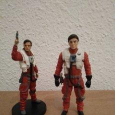 Figuras y Muñecos Star Wars: 2 FIGURAS STAR WARS 10CM.. Lote 156670068