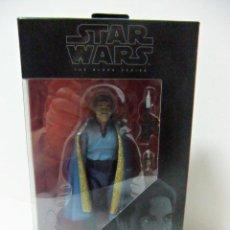 Figuras y Muñecos Star Wars: FIGURA LANDO CALRISSIAN - STAR WARS EMPIRE STRIKES BACK BESPIN MUÑECO HASBRO THE BLACK SERIES 15 CM. Lote 156696094