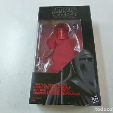 Figuras y Muñecos Star Wars: FIGURA IMPERIAL ROYAL GUARD GUARDIA REAL DEL EMPERADOR - STAR WARS HASBRO THE BLACK SERIES 15 CM-N. Lote 156812962