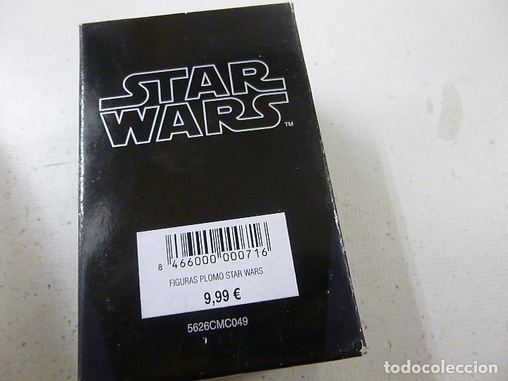 Figuras y Muñecos Star Wars: Star Wars Figura de plomo-N - Foto 2 - 156813522