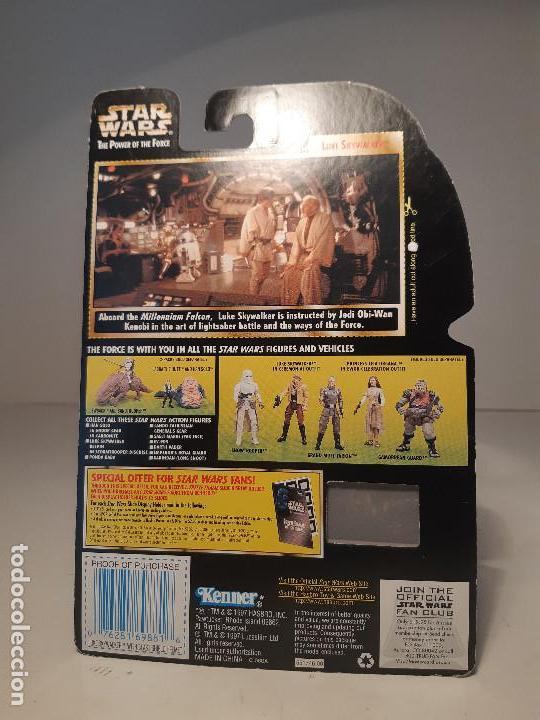 Figuras y Muñecos Star Wars: Star Wars Luke Skywalker Kenner 1997 - Foto 2 - 156830890