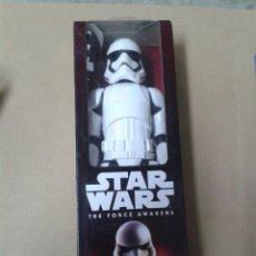 Figuras y Muñecos Star Wars: STAR WARS ROGUE ONE. STORMTROOPER FIGURA APROX. 30 CM. HASBRO. TROPA DE ASALTO. Lote 157105034