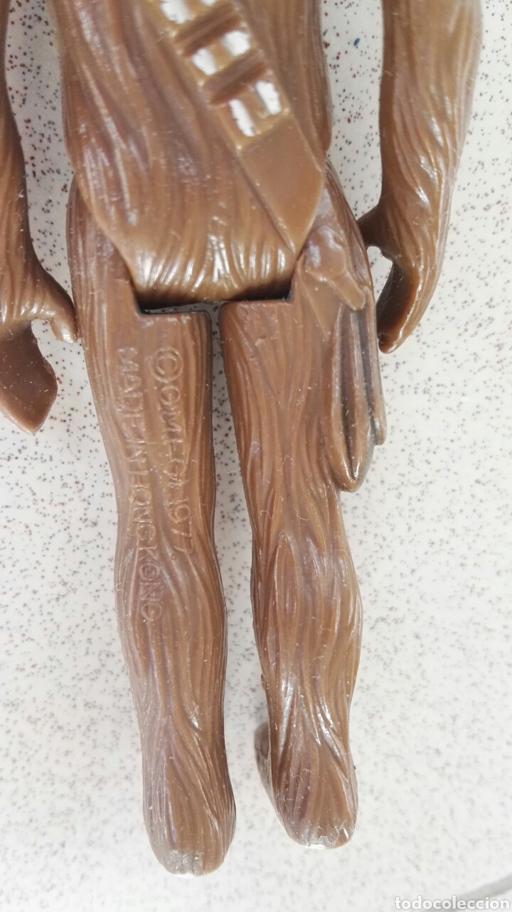 Figuras y Muñecos Star Wars: Lote figuras Star Wars vintage Kenner - Foto 8 - 147437966