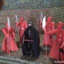 Figuras y Muñecos Star Wars: STAR WARS - JAKKS PACIFIC 45 CM KYLO REN Y 4 GUARDIAS PRETORIANOS. Lote 157987418