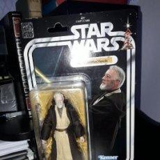 Figuras y Muñecos Star Wars: STAR WARS FIGURA OBI WAN KENOBI 40 ANIVERSARIO KENNER. Lote 159572190