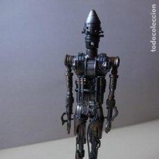 Figure e Bambolotti Star Wars: STAR WARS HASBRO GR IG88 GUERRA DE LAS GALAXIAS IG-88 THE BLACK SERIES EL IMPERIO CONTRAATACA DROID. Lote 159680674