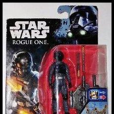 Figuras y Muñecos Star Wars: STAR WARS # IMPERIAL GROUND CREW # ROGUE ONE - 11 CM - NUEVO EN SU BLISTER ORIGINAL DE HASBRO.. Lote 160165638