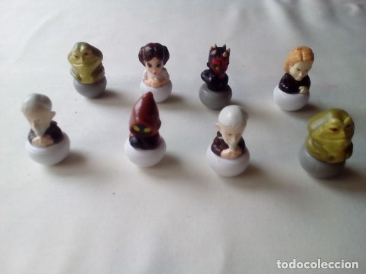 Figuras y Muñecos Star Wars: miniaturas Star wars - Foto 2 - 160287430