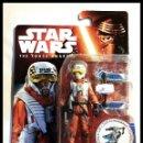 Figuras y Muñecos Star Wars: STAR WARS # X-WING PILOT ASTY # THE FORCE AWAKENS - NUEVO EN SU BLISTER ORIGINAL DE HASBRO.. Lote 116711582