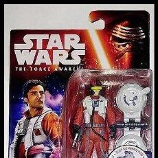 Figuras y Muñecos Star Wars: STAR WARS # POE DAMERON # THE FORCE AWAKENS - 11 CM - NUEVO EN SU BLISTER ORIGINAL DE HASBRO... Lote 160296214