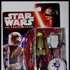 Figuras y Muñecos Star Wars: STAR WARS # RESINTANCE TROOPER # THE FORCE AWAKENS - 11 CM - NUEVO EN BLISTER ORIGINAL DE HASBRO... Lote 160300294