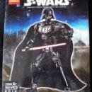 Figuras y Muñecos Star Wars: DARTH VADER S-WARS - 160 PIEZAS - TIPO LEGO -. Lote 160347466