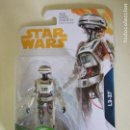 Figuras y Muñecos Star Wars: FIGURA L3-37 - HAN SOLO A STAR WARS STORY DISNEY HASBRO LA GUERRA GALAXIAS ROBOT DROIDE ANDROIDE. Lote 160383906