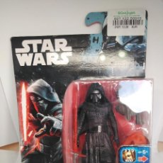 Figuras y Muñecos Star Wars: FIGURA BLISTER STAR WARS ROGUE ONE KYLO REN HASBRO. Lote 160516334