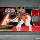 Figuras y Muñecos Star Wars: FIGURA EOPIE & QUI GON JINN - STAR WARS - EPISODIO 1 - HASBRO - RARO. Lote 160540324