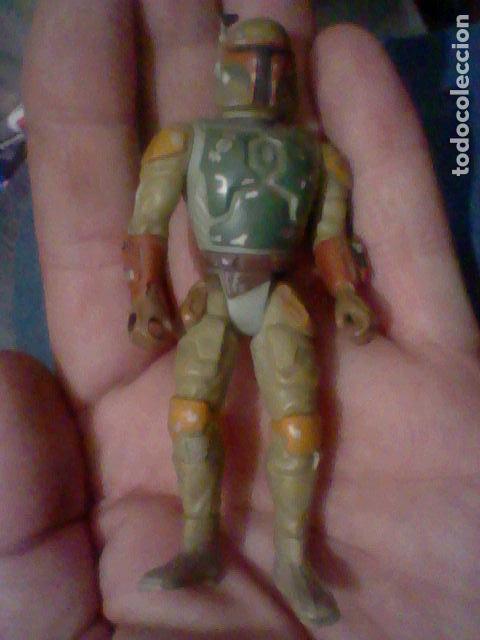 Figuras y Muñecos Star Wars: PILOTO STAR WARS KENNER 1995 LFL JUGADA FIGURA - Foto 3 - 160626614