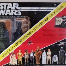 Figuras y Muñecos Star Wars: PACK LEGACY DARTH VADER 40TH. Lote 160733225